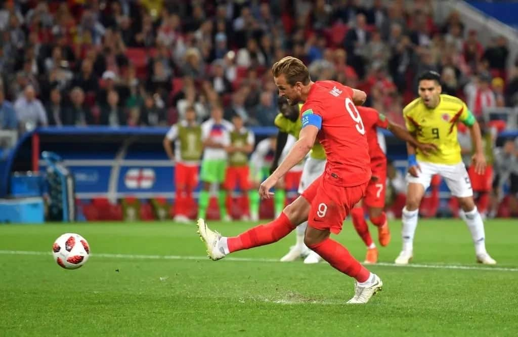 World Cup 2018: England beat Colombia 4-3 on penalties to reach the last 8
