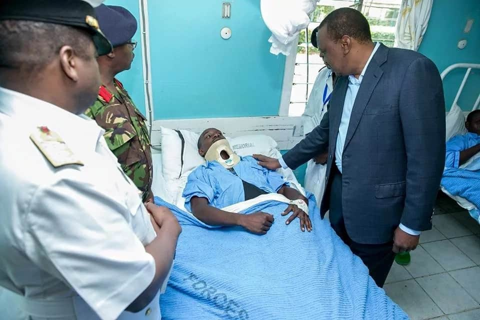 President Uhuru Kenyatta's Big Four agenda is a blessing in disguise, gives our youth much needed hope