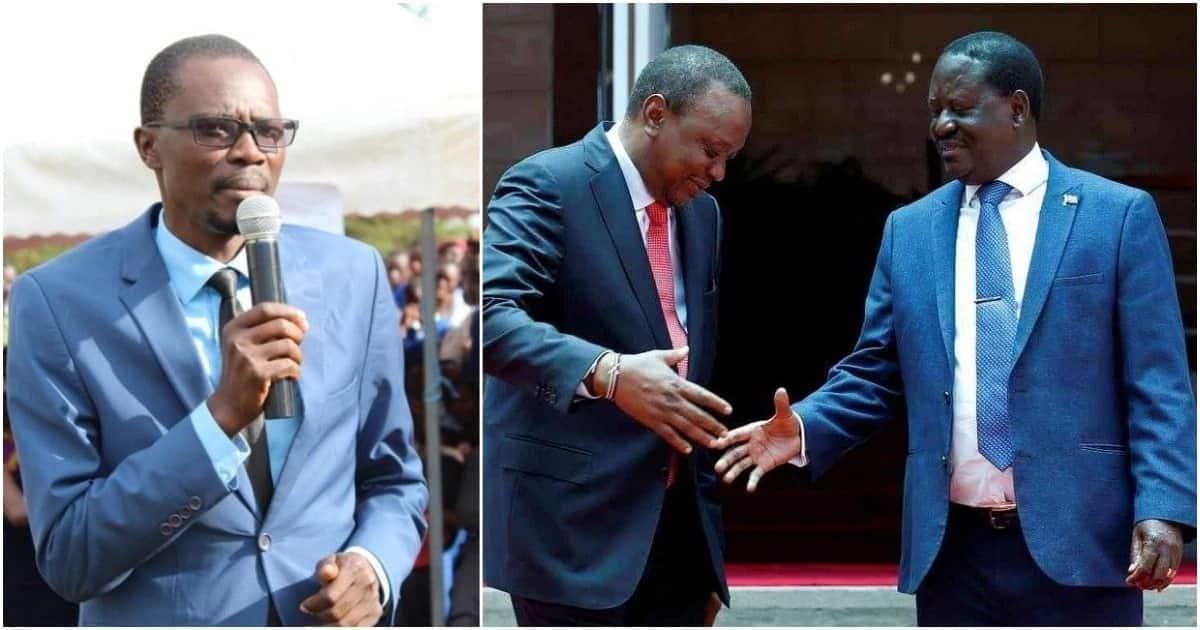 Image result for Didmus Barasa wishes Raila death