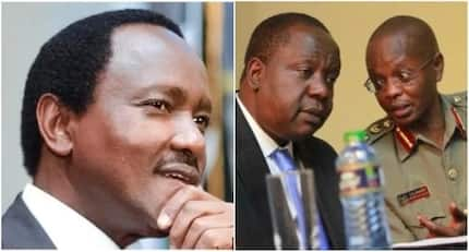 Court summons Matiang'i and Boinnet for withdrawing Kalonzo's security