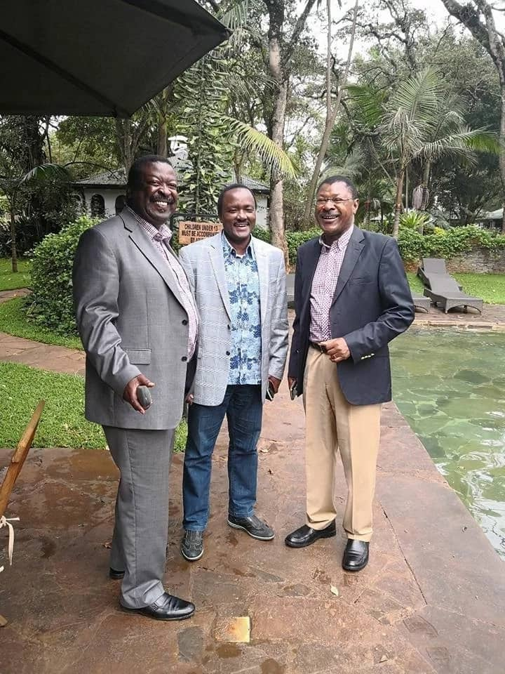 Kalonzo, Mudavadi declare support for Wetangula as ODM moves to oust him from position of Senate Minority Leader