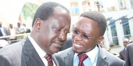 Raila's passionate message to supporters and Jubilee a year to elections