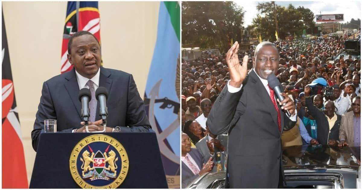 Ruto asitarajie wagikuyu wamlipe 2022 kwa kumuunga mkono Uhuru awali - Mutahi Ngunyi