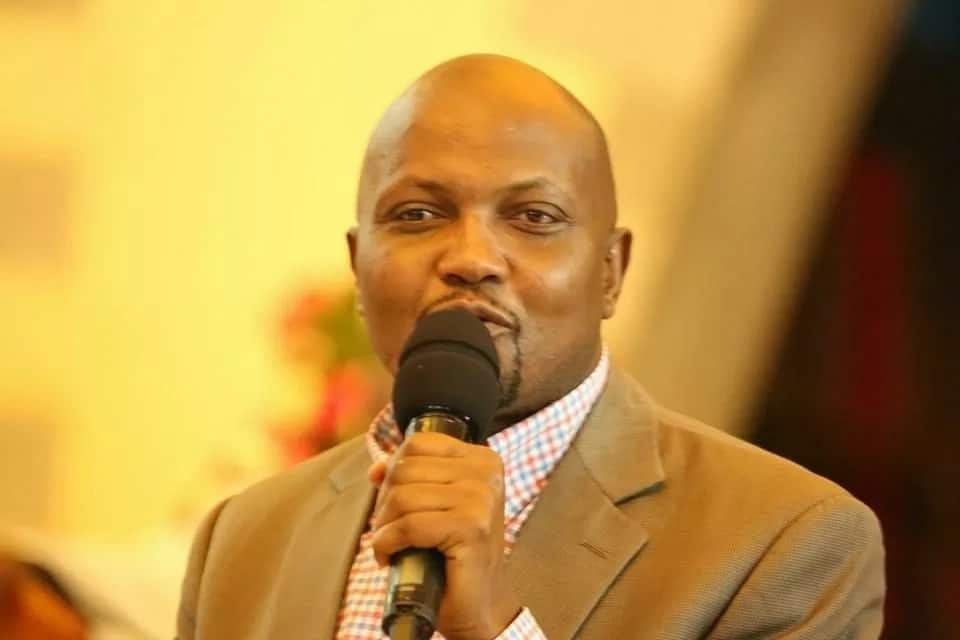 Pretenders are worse than murderers - Moses Kuria mocks Kalonzo after weeping in front of cameras