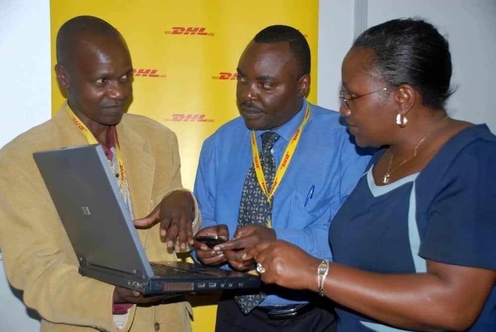 DHL Kenya contacts, DHL tracking, DHL Mombasa