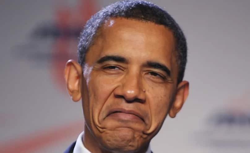 Obama facial expressions pics — 2