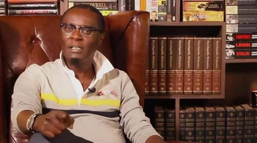 Judiciary is a corruption swamp that has to be drained - Mutahi Ngunyi