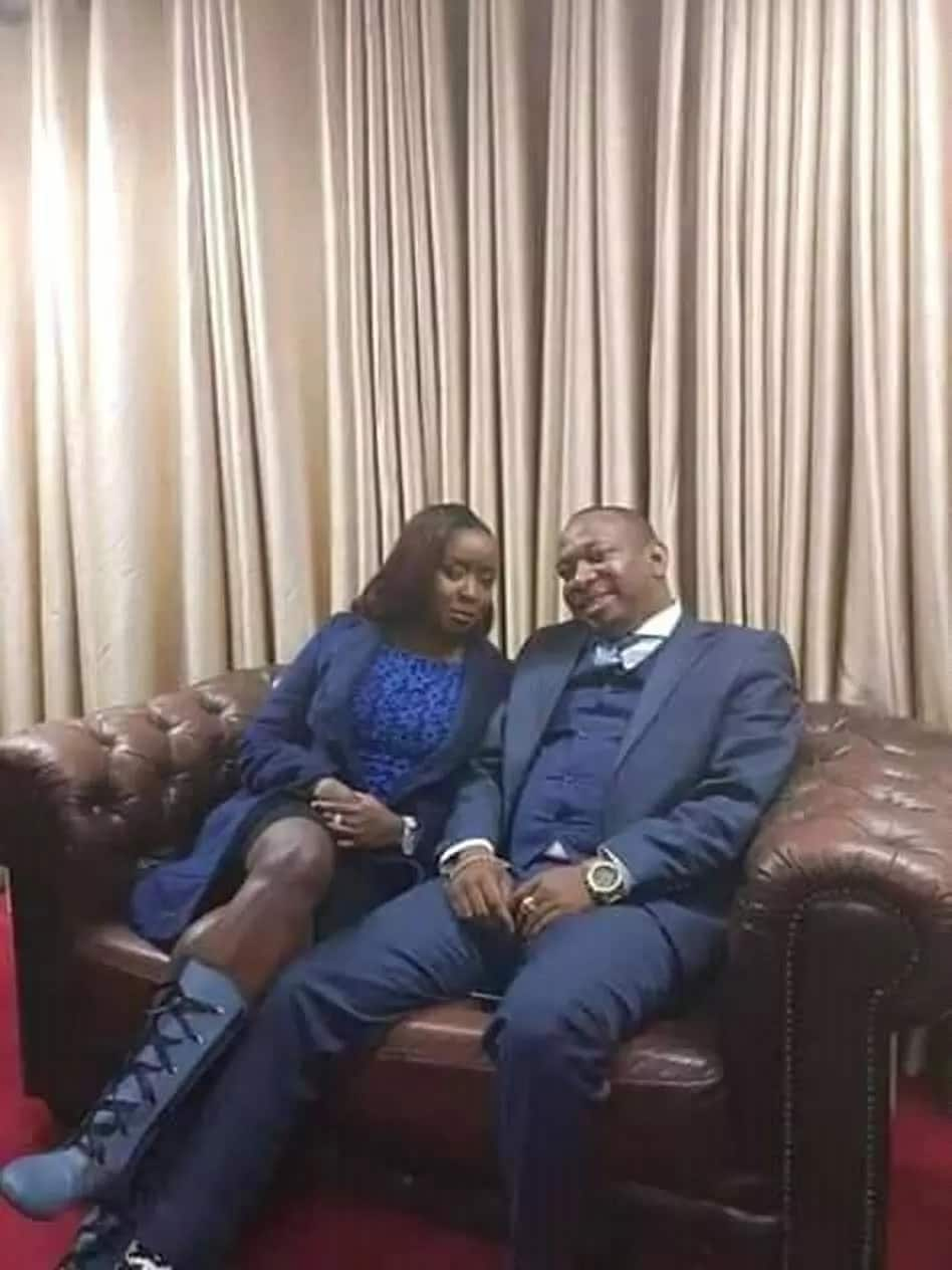 TV journalist Jacque Maribe was in company Mike Sonko on night Monica Kimani was murdered