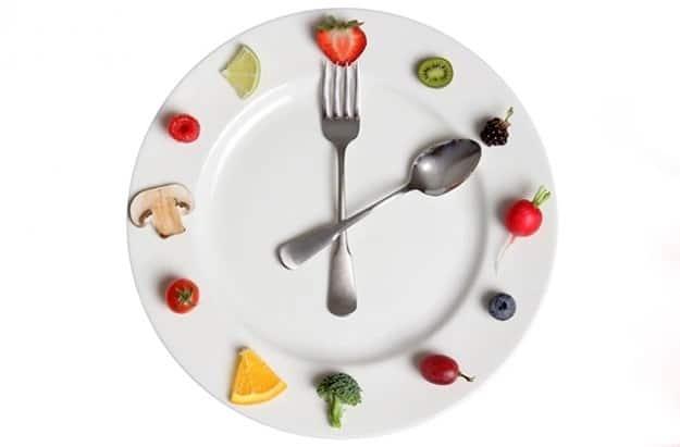 Kenyan food timetable