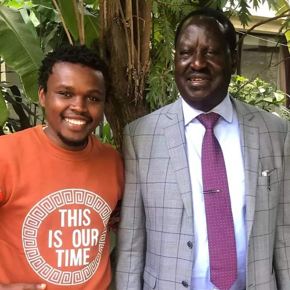 Mcheshi Chipukeezy ana kazi kubwa serikalini, Matiang'i amteua