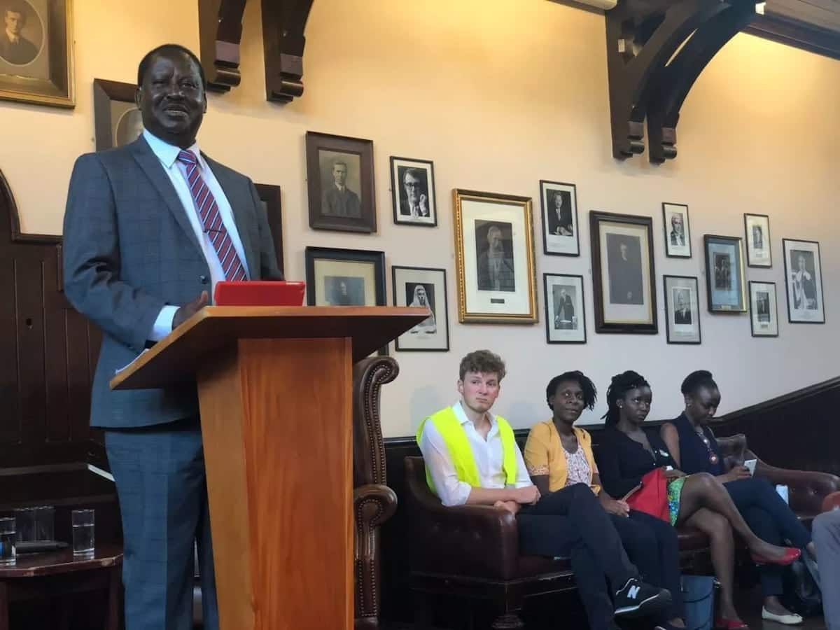 Building bridges initiative facing opposition from beneficiaries of historical injustices - Raila Odinga