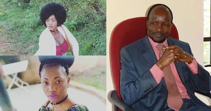 Governor Obado's late lover Sharon Otieno, Kanze Dena top list of Google searches in 2018