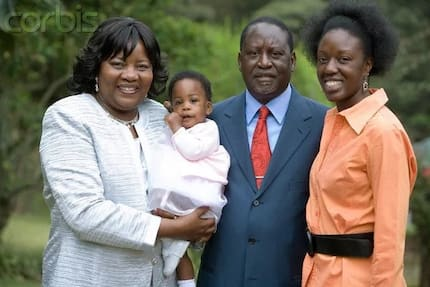 Only Raila will take Kenya to Canaan