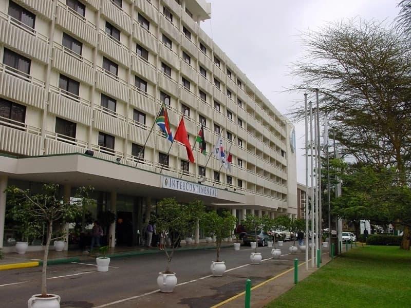 top hotels in Nairobi