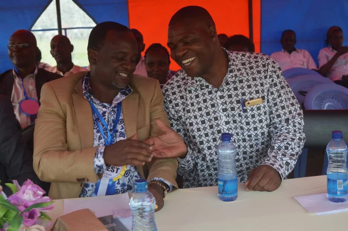 Political truce does not mean you are equal to Uhuru – Kirinyaga county leaders warns Raila