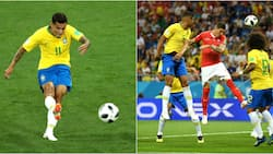 Brazil and Switzerland share points in thrilling World Cup Group E match