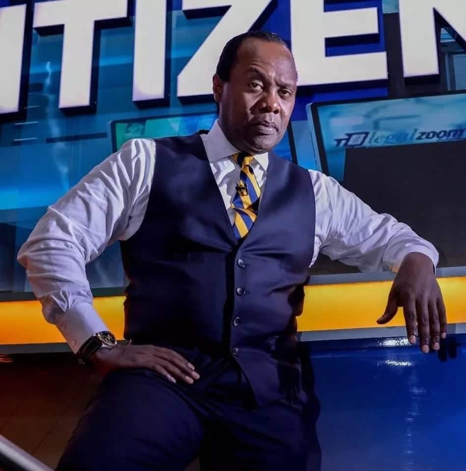 Media Council of Kenya warns Jeff Koinange for questioning Francis Atwoli's bedroom ability on Live TV