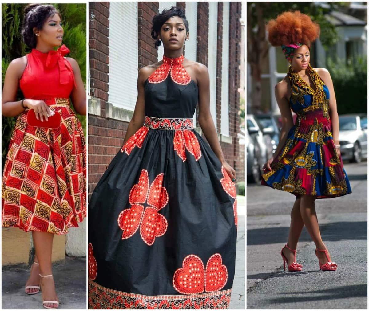 Best kitenge dress designs for weddings in Kenya