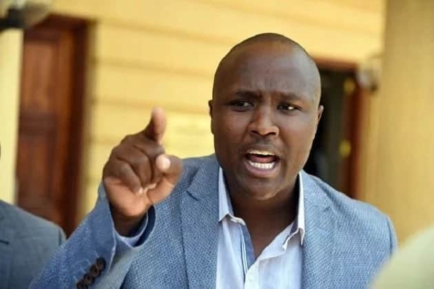 MP Alfred Keter speaks out as he spends three days in custody after dramatic arrest
