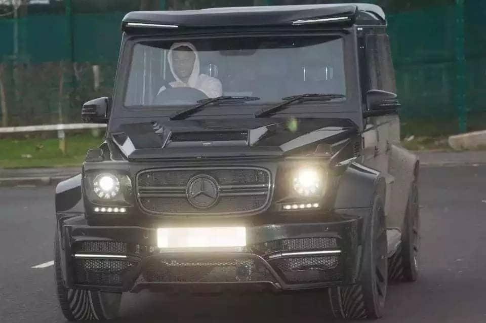 Picha za magari ya nyota wa Man City Raheem Sterling ya thamani ya KSh130 milioni