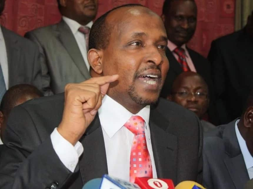 Addressing members of Parliament on Wednesday, March 14, 2018 Duale said Raila Odinga's unity talks with President Uhuru Kenyatta was final