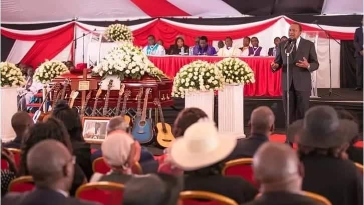 Uhuru postpones highly anticipated meeting with musicians, to announce new date