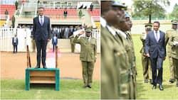 Gavana Mutua akosolewa kwa kujifananisha na Uhuru Kenyatta!