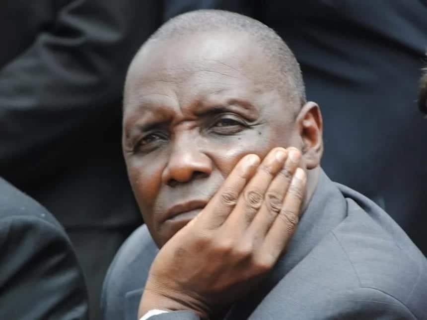 Swazuri ataka arejeshwe ofisini, alisimamishwa kazi kutokana na sakata ya KSh 222 milioni