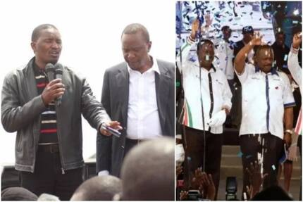 Uhuru's powerful CS responds to NASA's threat of boycotting elections