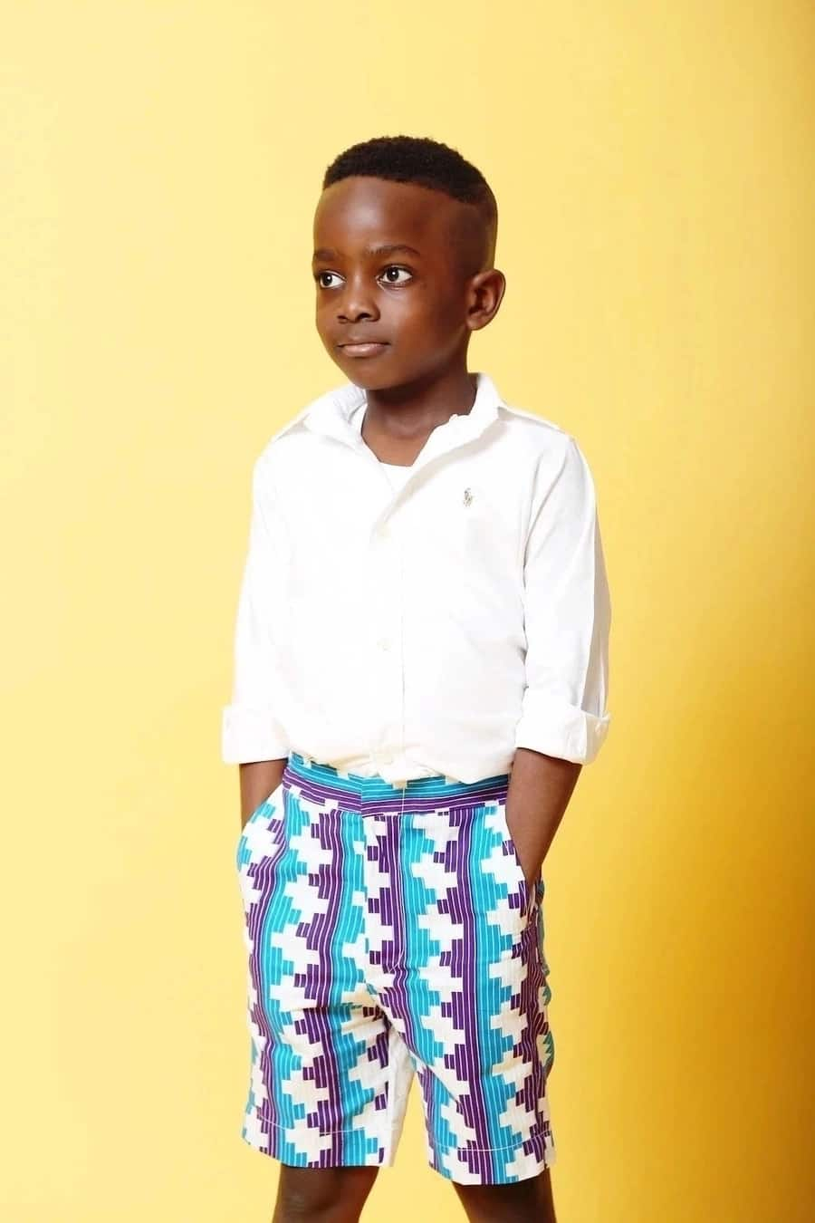 Latest African wear for kids