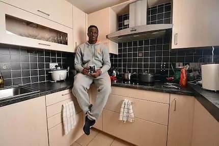 Victor Wanyama house pictures