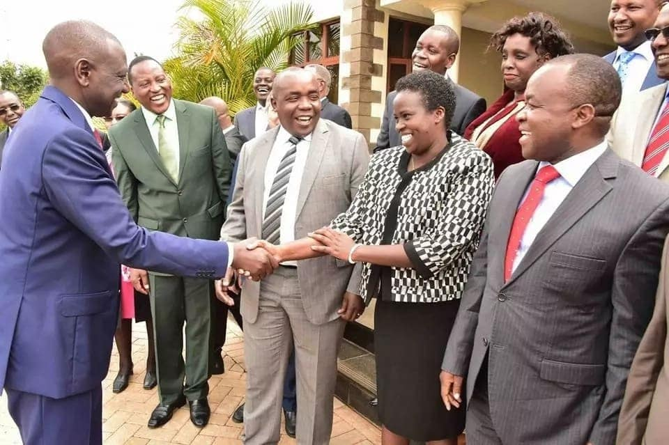 We cannot unite Kenya without the church - William Ruto