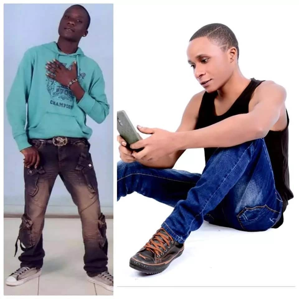 Kenyan singer claims to have spent KSh 165 million to bleach his body