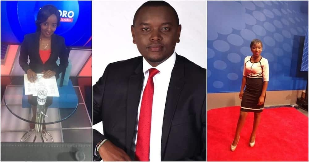 Kirinyaga Woman Rep Wangui wa Ngirici raids Royal Media Service top journalists