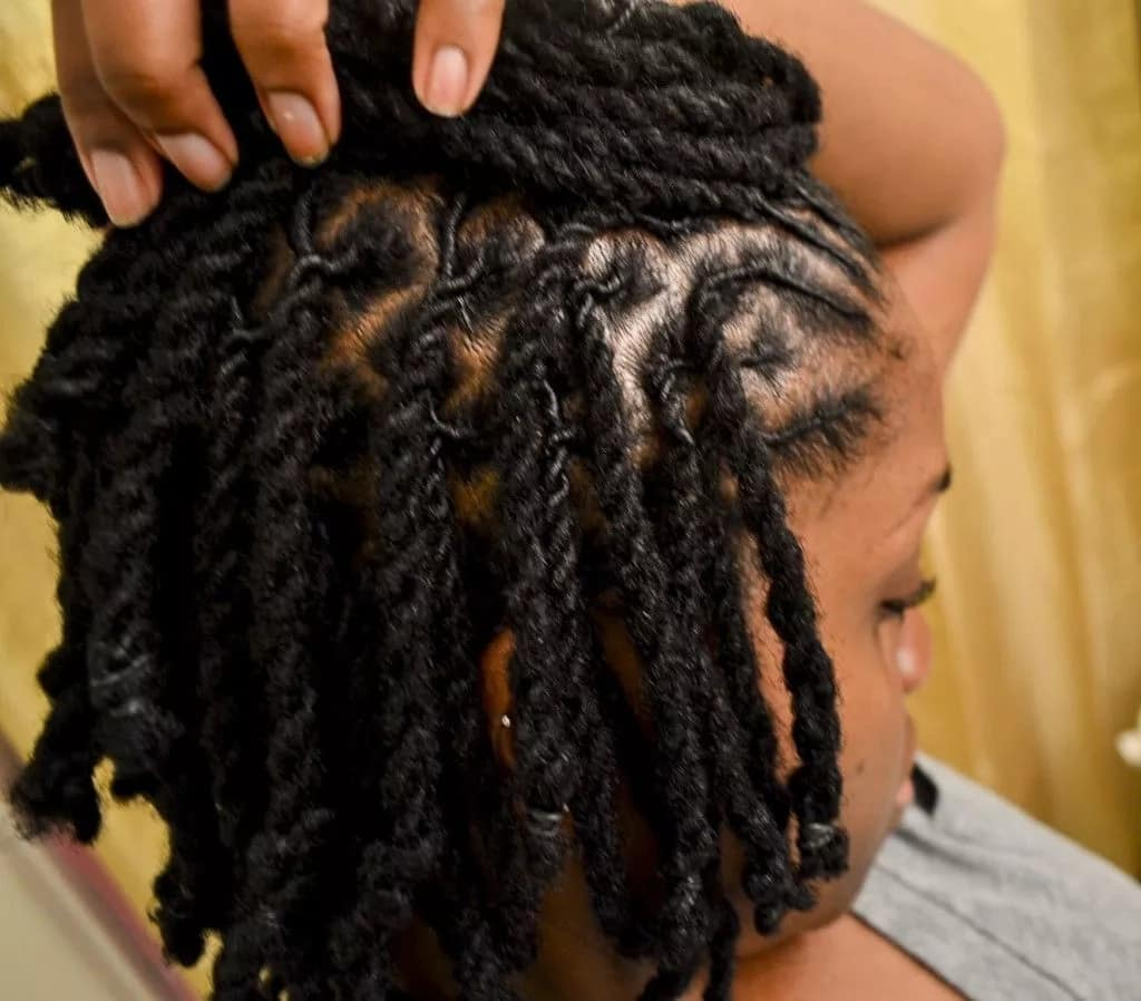 Latest dreadlocks hairstyles