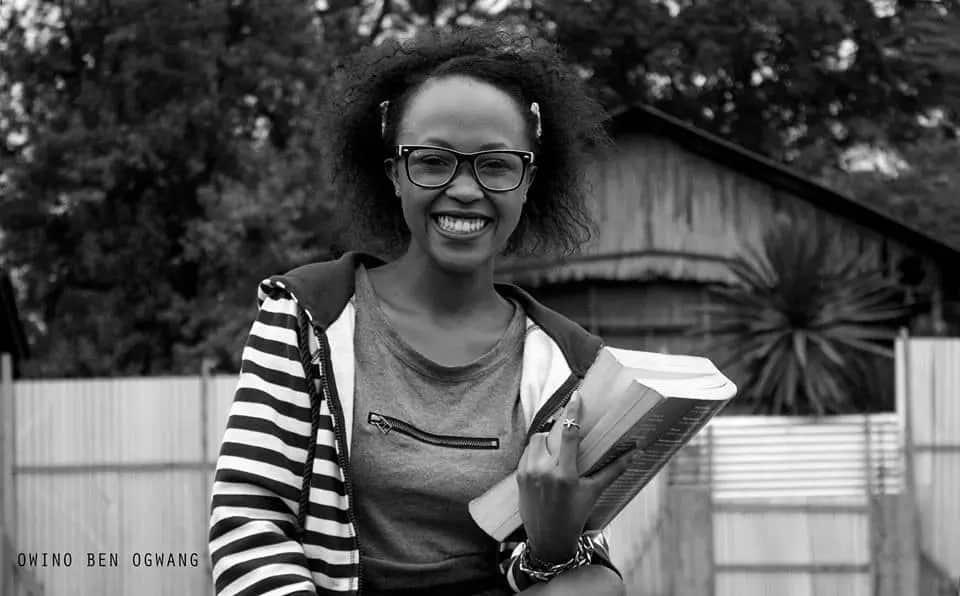 11 hot photos of daughter to once Kenya's most wanted bank robber, John Kiriamiti