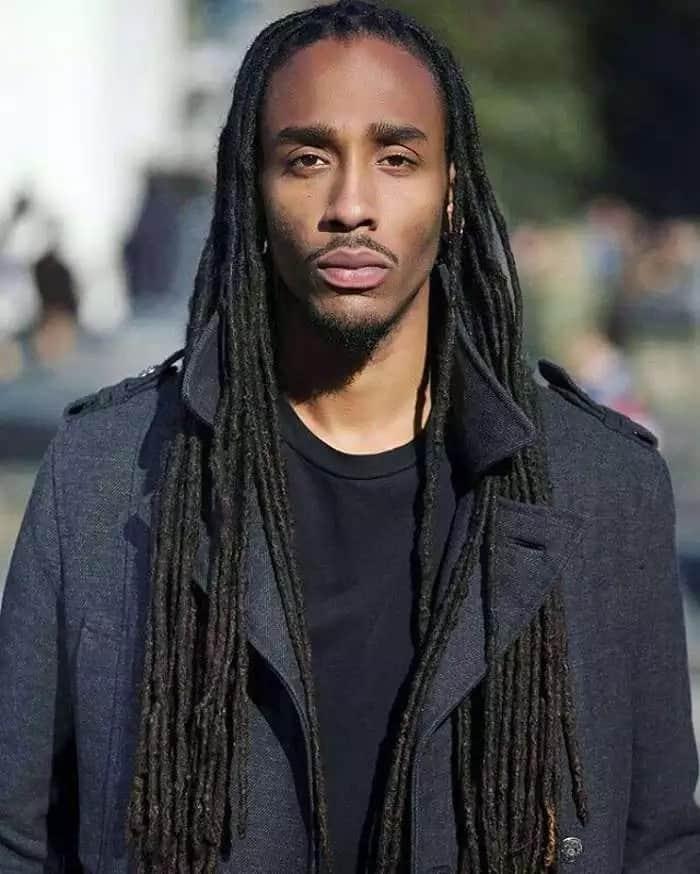 تسريحة شعر كلاسيكية أفريقية أروع تسريحات الشعر الجاف