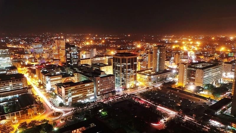 most developed countries in Africa, best country in africa, most developed african country