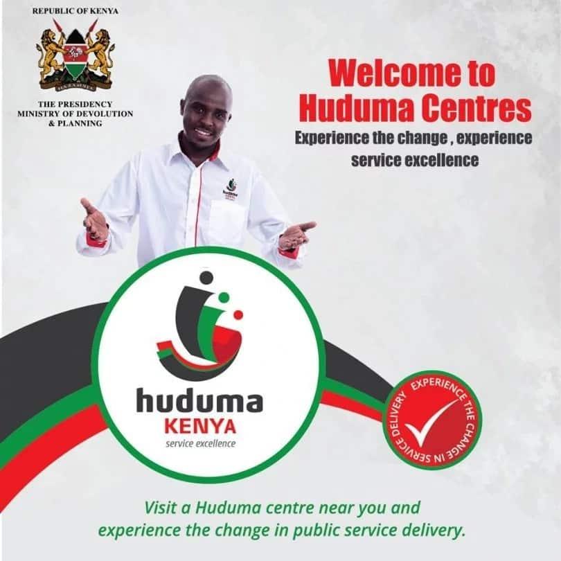 Huduma centers in Nairobi locations