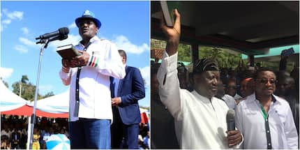 I am ready for swearing-in - Kalonzo Musyoka