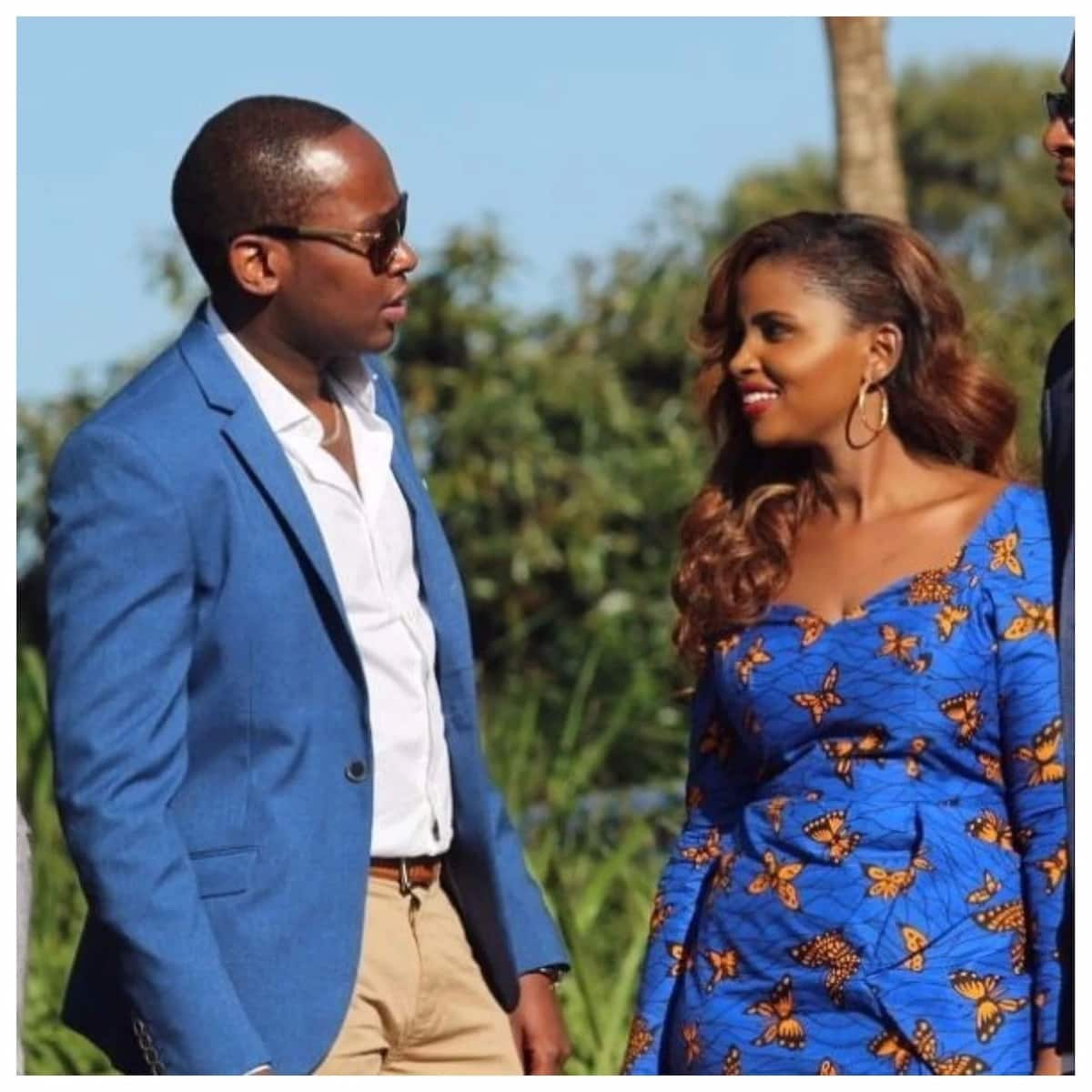 Anerlisa Muigai explains why she has decided to show her man's face