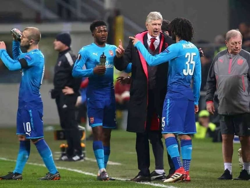 Arsenal yaibamiza AC Milan 2-0 ugenini