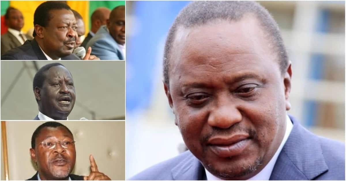 Raila, Mudavadi want Cabinet secretaries sacked over alleged KSh 10 billion NYS theft