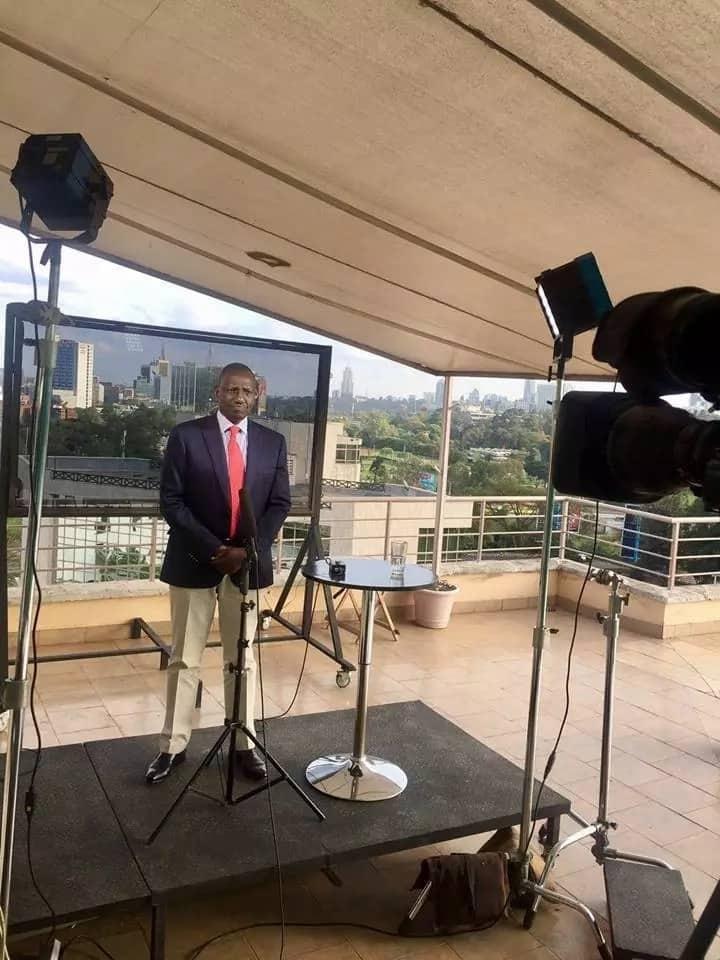 Sonko speaks on running as deputy president in 2022