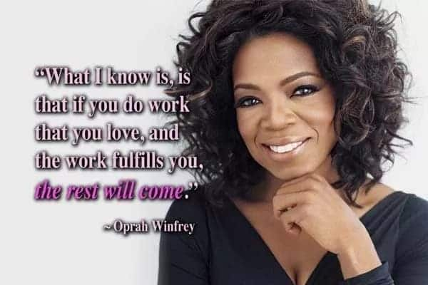 Oprah Winfrey quotes on life, quotes from Oprah Winfrey, best of Oprah Winfrey quotes