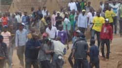 Police swing into action as 2 Jubilee heavyweights almost clash in Muranga (video)