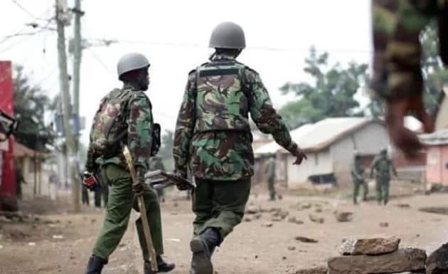 Kiambu Police officers hunt for armed colleague after recovering guns in his house