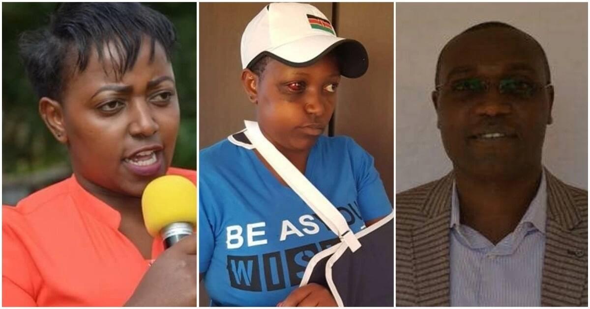 Mwakilishi wadi azungumza baada ya kumiminiwa makonde yasiyo hesabu na mwenzake katika ziara rasmi Arusha TZ