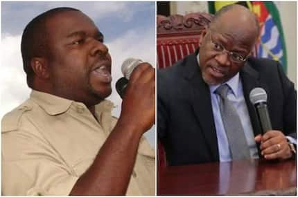 Tanzanian MP jailed for 5 months for insulting President Magufuli