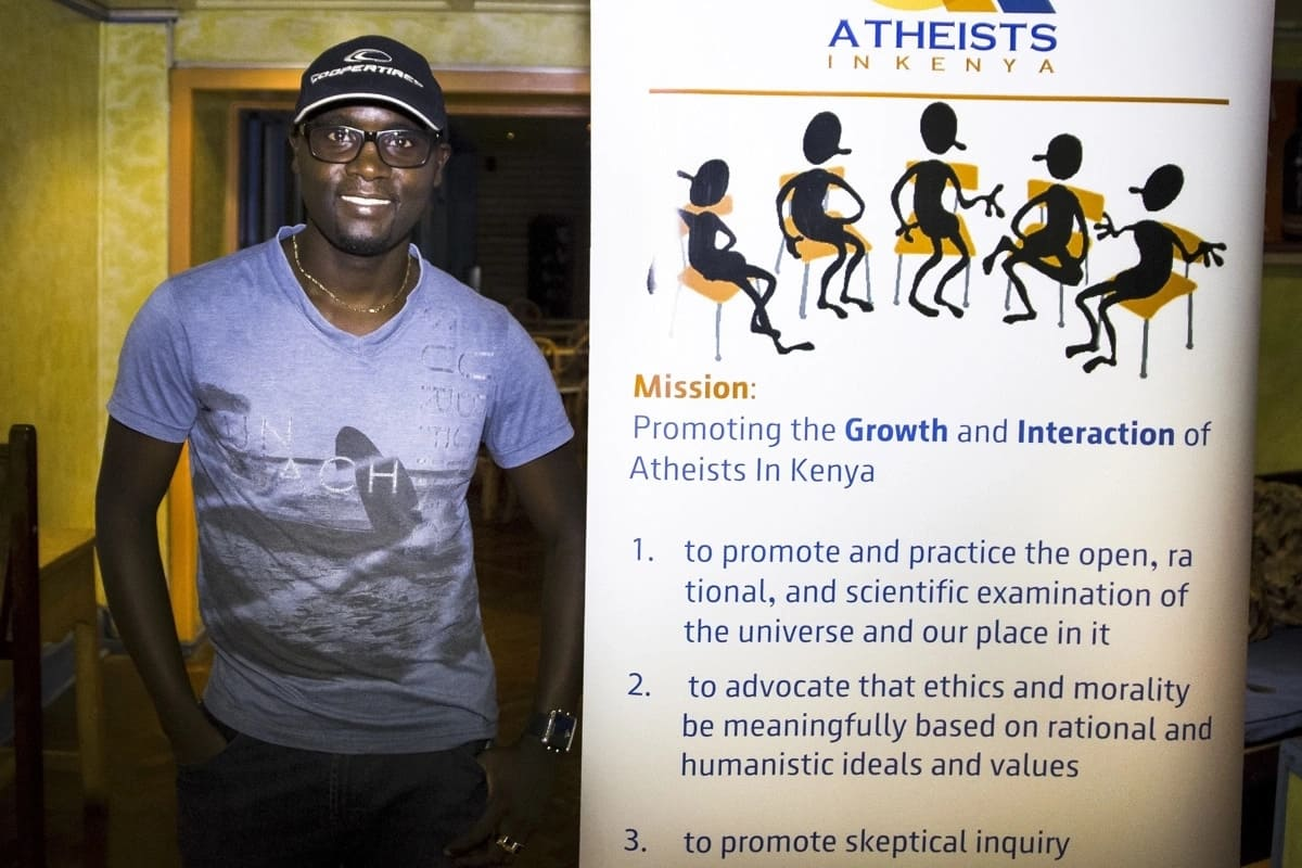 Kenyan atheists demand homosexuality be legalised in the country